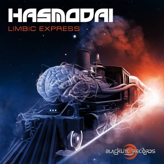 Blacklite Records - HASMODAI - Limbic Express