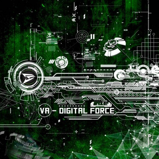 Deviant Force Records - .Various - Digital Force