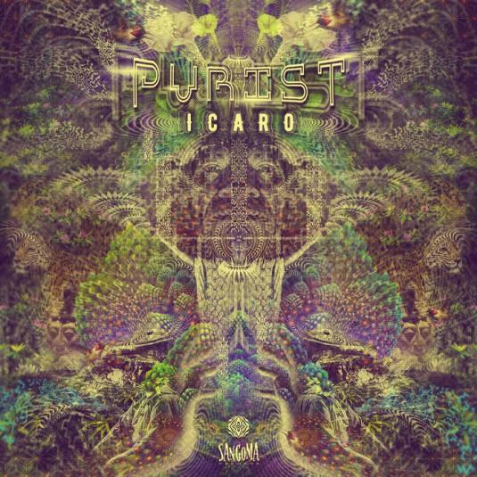 Sangoma Records - PURIST - Icaro