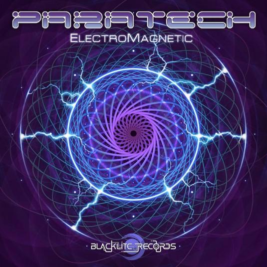 Blacklite Records - PARATECH - ElectroMagnetic