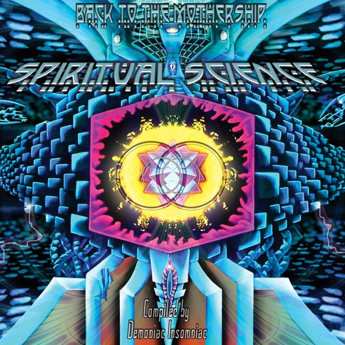 Active Meditation Music - .Various - Spiritual Science 2 (Back To The Mothership)