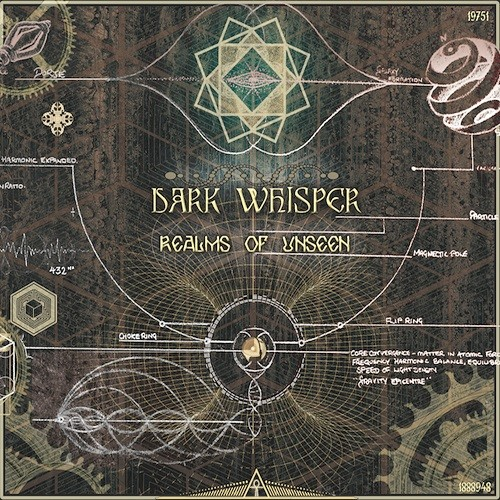 Alice-d Records - DARK WHISPER - Realms of Unseen