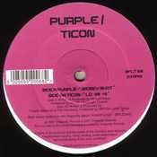 Dragonfly Records - PURPLE, TICON - Money Shot / Lo - Mi - Hi