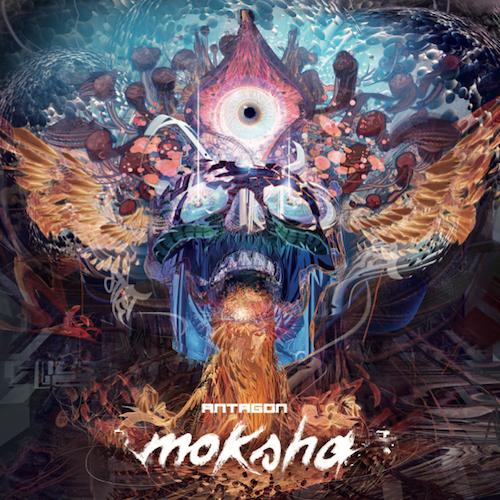 Damaru Records - ANTAGON - Moksha