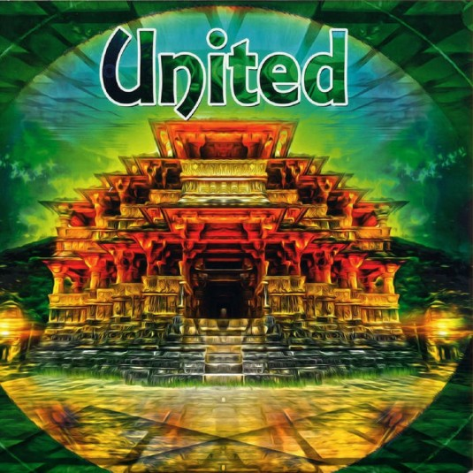 Global Aura Records - .Various - United #1