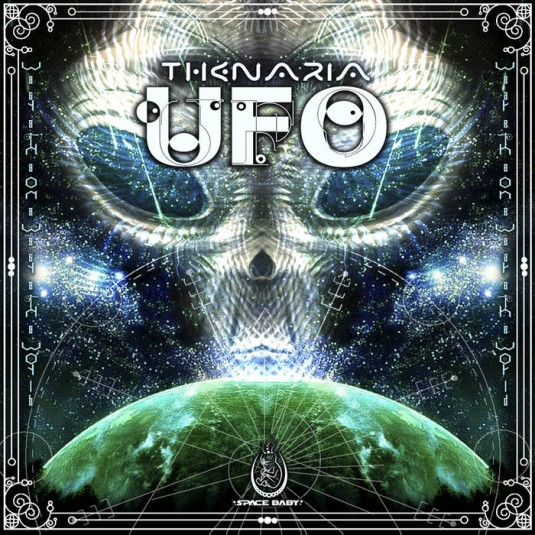 Space Baby Records - THENARIA - Ufo