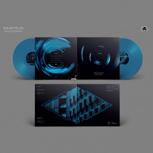 Movements (Double blue vinyl)