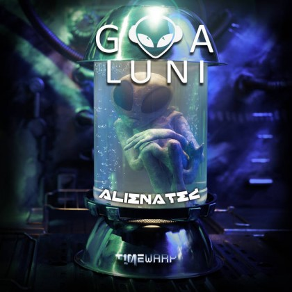 Timewarp Records - GOA LUNI - Alienated