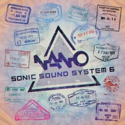 Nano Records - .Various - Nano Sonic Sound System Vol.6