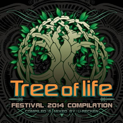 Dacru Records - .Various - Tree Of Life Festival 2014