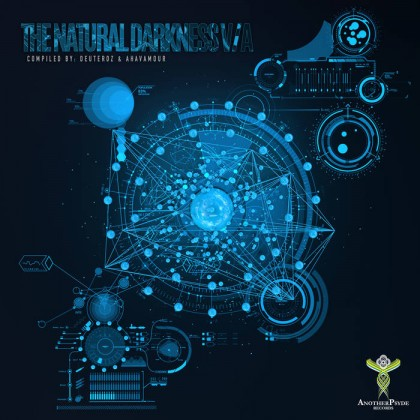 Another Psyde Records - .Various - The Natural Darkness
