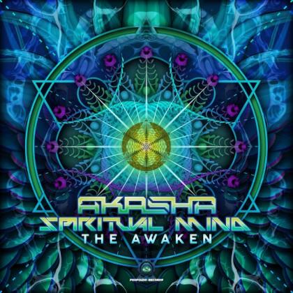 Profound Records - AKASHA, SPIRITUAL MIND - The Awaken