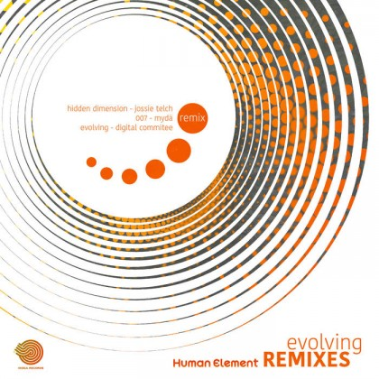 IBOGATECH - HUMAN ELEMENT - Evolving Remixes