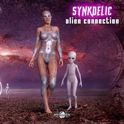 Geomagnetic.tv - SYNKDELIC - Alien Connection