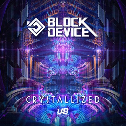 United Beats Records - BLOCK DEVICE - Crystalized