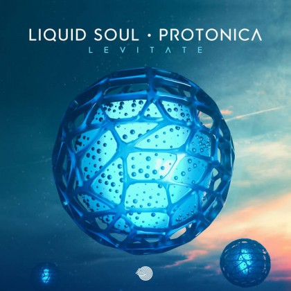 Iboga Records - LIQUID SOUL & PROTONICA - Levitate