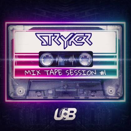 United Beats Records - STRYKER - Stryker Mixtape #1