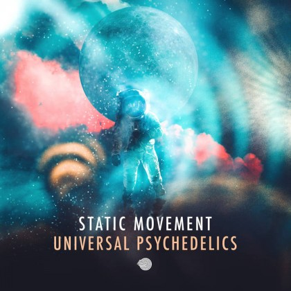 Iboga Records - STATIC MOVEMENT - Universal Psychedelics