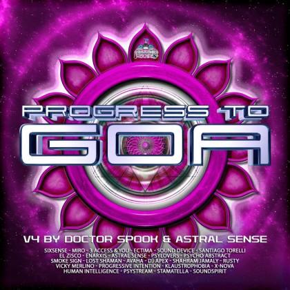 Power House - .Various - Progress To Goa Vol. 4
