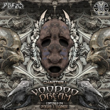 Dream Crew Records - .Various - Voodoo Dream / Chapter 1
