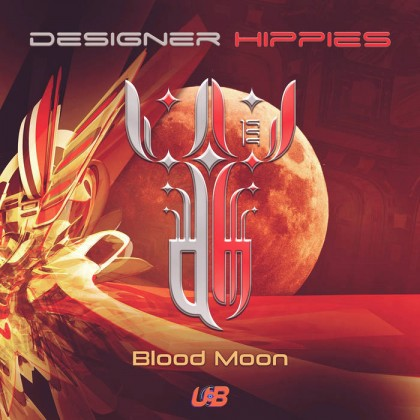 United Beats Records - DESIGNER HIPPIES - Blood Moon