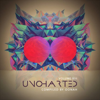 Dacru Records - .Various - Uncharted Vol.13 compiled by Oonah