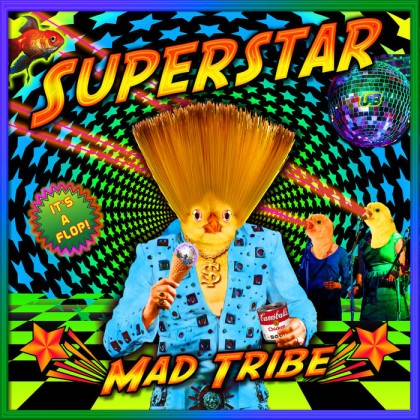 United Beats Records - MAD TRIBE - Superstar