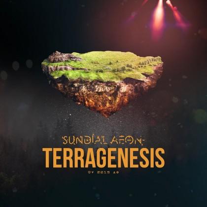 Impact Studio Records - SUNDIAL AEON - Terragenesis
