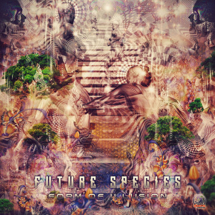 Dacru Records - FUTURE SPECIES - Form Of Illusion