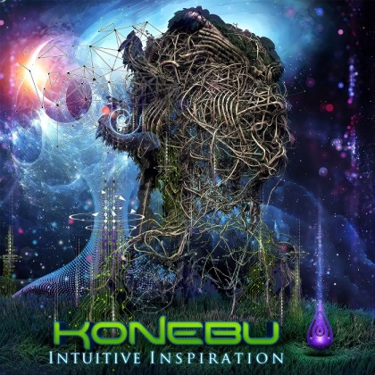 Urban Antidote Records - KONEBU - Intuitive Inspiration