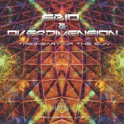 Psylosophia Lab - SBIO, OVERDIMENSION - The Heart of the Sun
