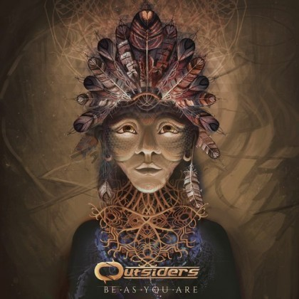 Sacred Technology - OUTSIDERS - Be As You Are