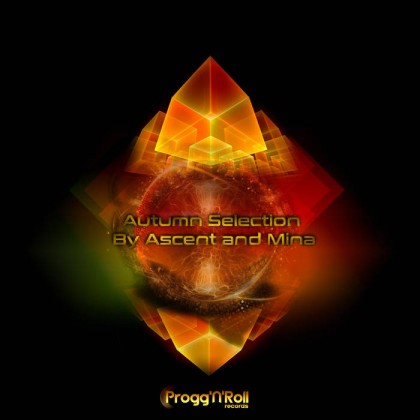 ProggNRoll Records - .Various - Autumn Selection By Ascent & Mina