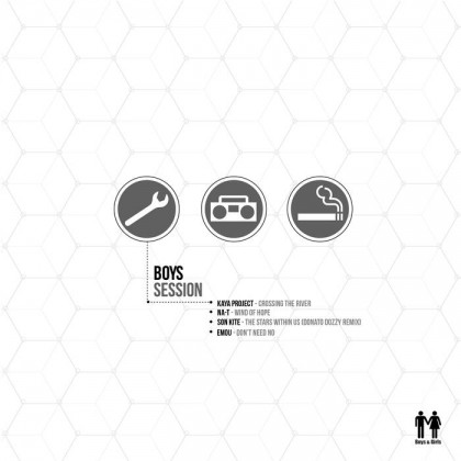 Boys and Girls Records - .Various - Boys Session