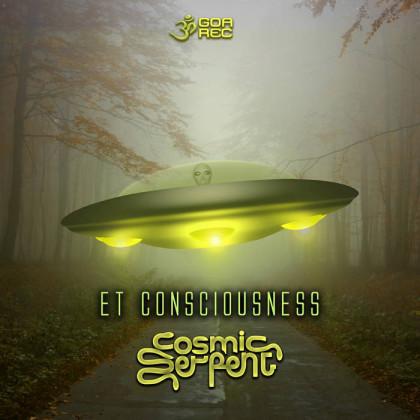 Goa Records - COSMIC SERPENT - ET Consciousness