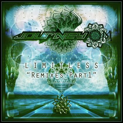 Free Spirit Records - JOURNEYOM - Limitless Remixes Part 1