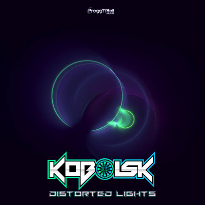 ProggNRoll Records - KOBOLSK - Distorted Lights