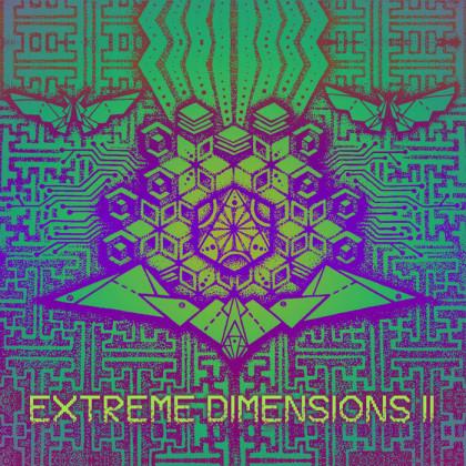 Quantz Records - .Various - X Extreme Dimensions II