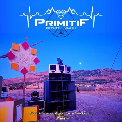 Dream Crew Records - .Various - Primitif Vol.1