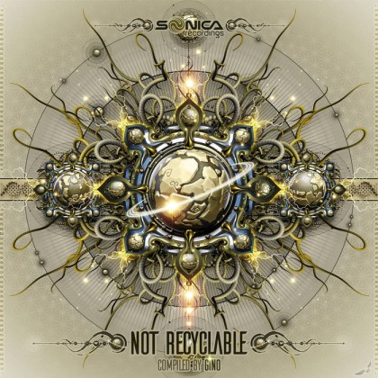 Sonica Recordings - .Various - Not Recyclable