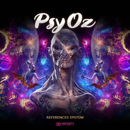 Infinity Tunes Records - PSYOZ - References System