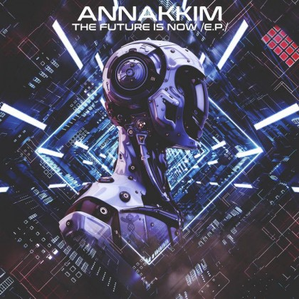 Another Psyde Records - ANNAKKIM - The Future Is Now