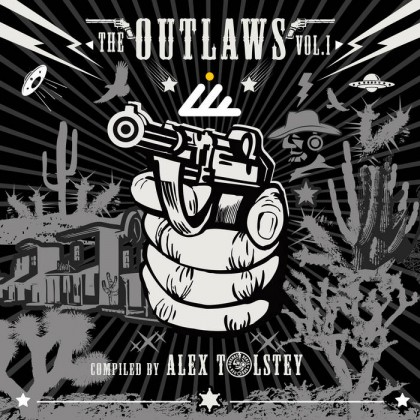 IBOGATECH - .Various - The Outlaws, Vol. 01 Compiled by Alex Tolstoy