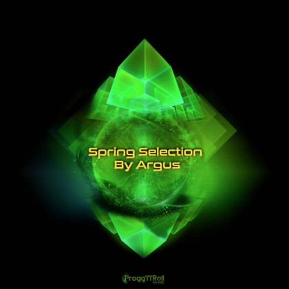 ProggNRoll Records - .Various - Spring Selection by Argus