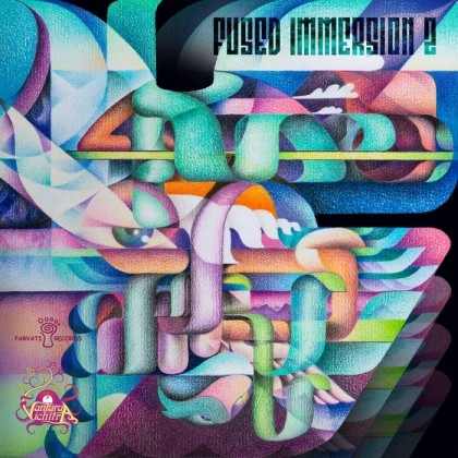Parvati Records - .Various - Fused Immersion 2