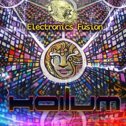 kali earth records - ELECTRONICS FUSION - Kailum