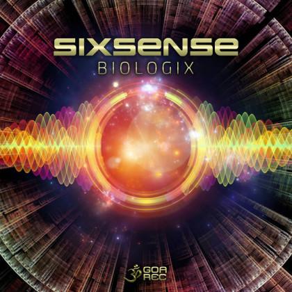 Goa Records - SIXSENSE - Biologix