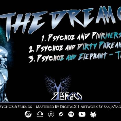 Dream Crew Records - PSYCHOZ - The Dream Crew