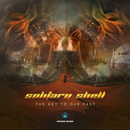Profound Records - SOLITARY SHELL, AURAL VISION - The Key To Our Past