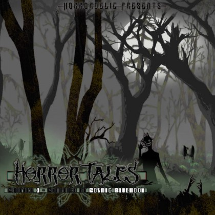 Horrordelic Records - .Various - Horror Tales: Chapter 3